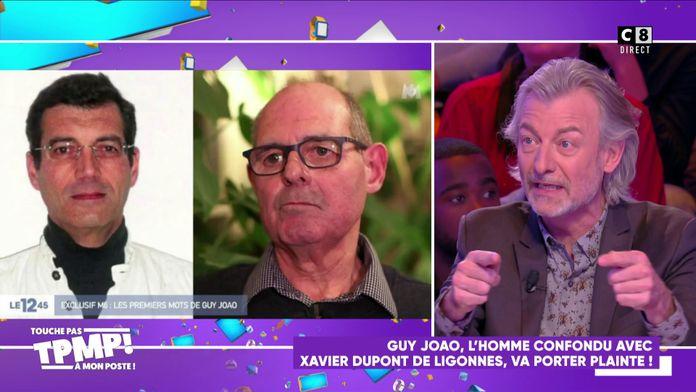 Affaire Dupont de Ligonnès : Guy Joao va porter plainte après l'erreur des médias