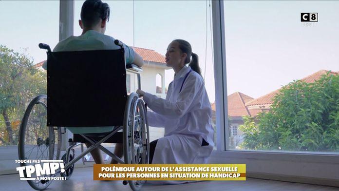 Polémique autour de l'assistance sexuelle pour les personnes en situation de handicap