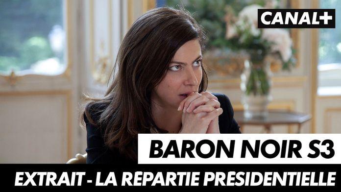 Extrait - La répartie présidentielle
