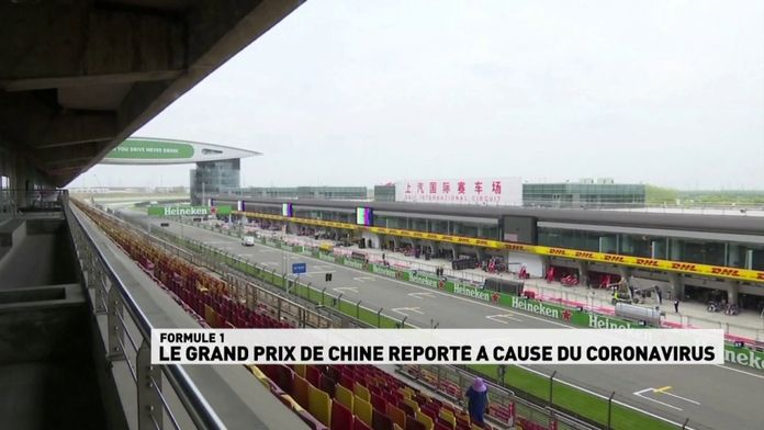 Report du grand prix de Chine : Formule 1