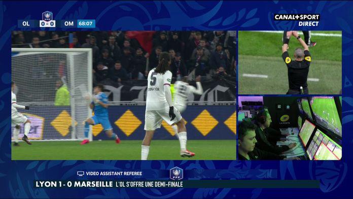 Main ou pas lors de Lyon / Marseille ? : Late Football Club