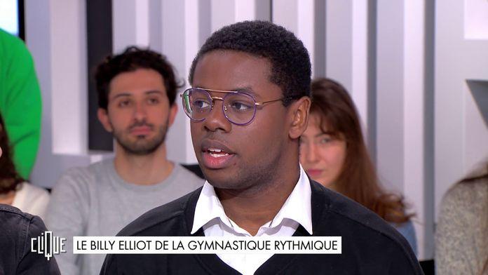 Peterson Ceus : Le Billy Elliot de la gymnastique rythmique