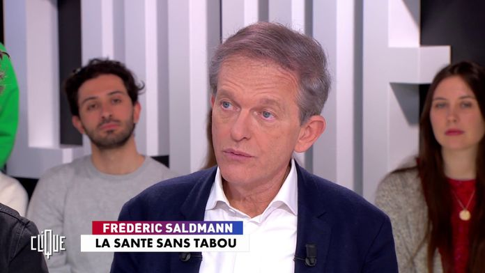Dr Frédéric Saldmann : La santé sans tabou