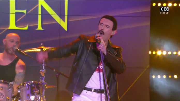One Night of Queen - We Will Rock You (Live @TPMP)