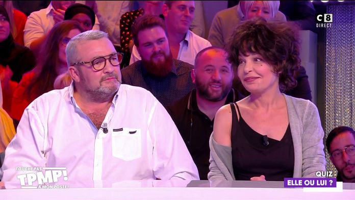 Le quiz sur Isabelle Mergault et Laurent Gamelon