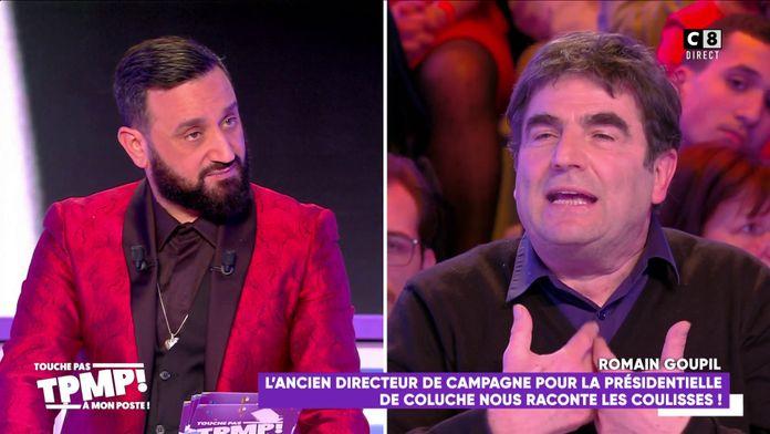 Romain Goupil, ancien directeur de la campagne présidentielle de Coluche revient sur sa candidature