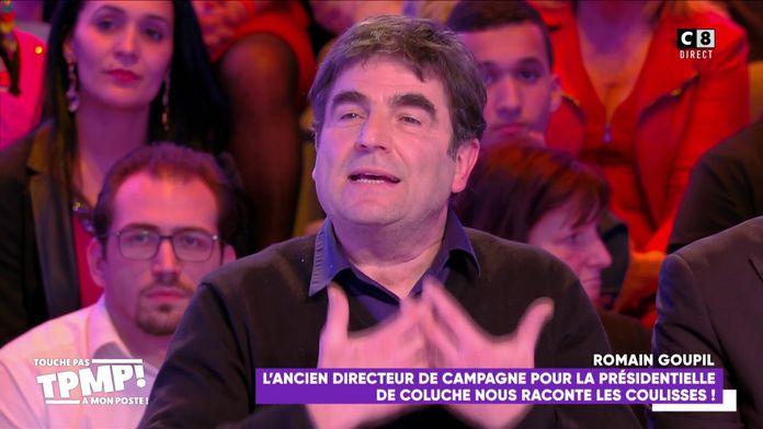 """Romain Goupil, ancien directeur de campagne de Coluche : """"Coluche était menacé de mort !"""""""