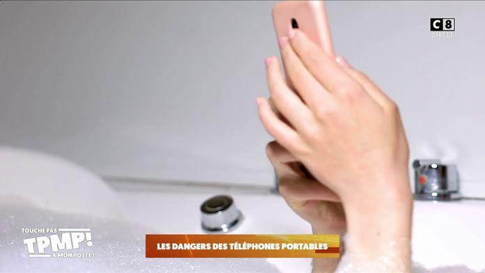 Les dangers du téléphone portable : Électrocutions, mauvaises ondes...