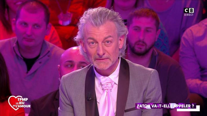 """Gilles Verdez fait une jolie déclaration d'amour à Fatou pour la reconquérir: """"Je renoncerai jamais"""""""