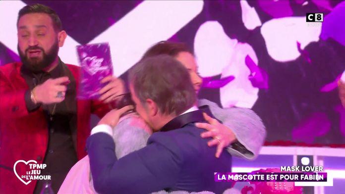 Douchka Esposito retrouve son ami de longue date Fabien Lecoeuvre