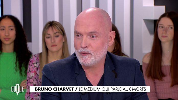 Bruno Charvet : Le médium qui parle aux morts
