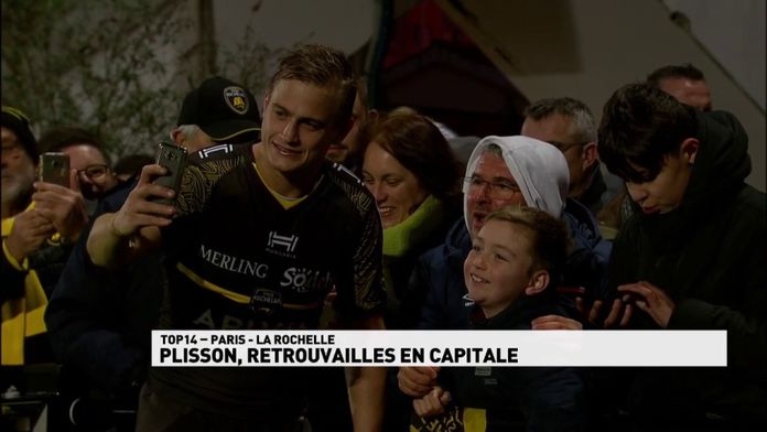Top 14 - Plisson de retour au bercail : Top 14 - Jules Plisson
