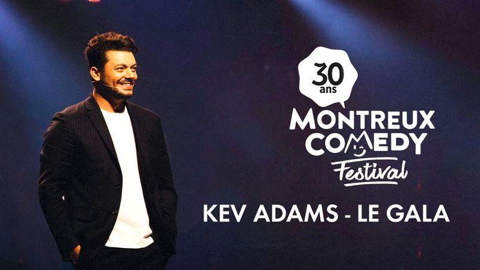 Kev Adams, le gala : Montreux fête ses 30 ans