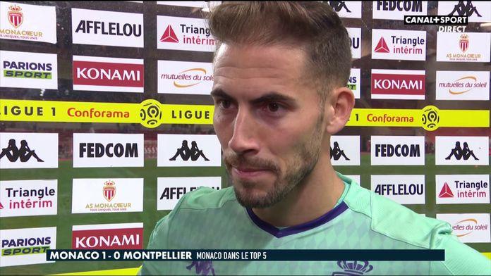 La réaction de Benjamin Lecomte après Monaco / Montpellier : Late Football Club