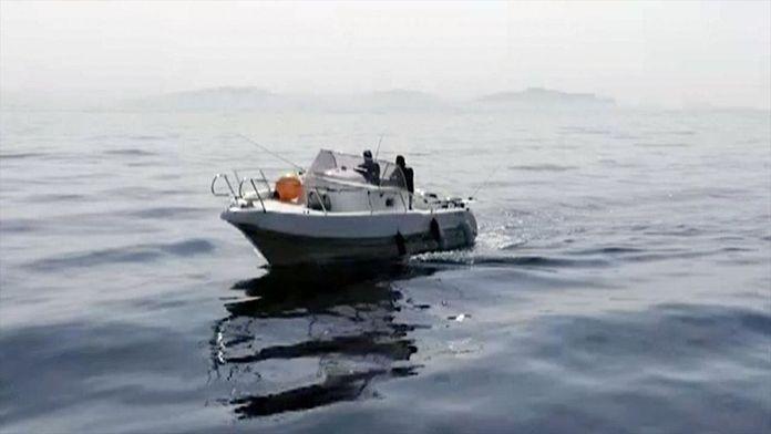 La Côte Bleue, dans le jardin des pêcheurs : Pêches dans les calanques sur la Côte Bleue