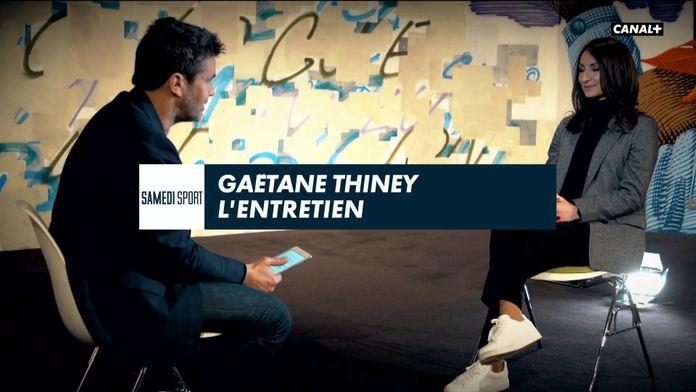 Gaëtane Thiney, l'entretien avec Hervé Mathoux : Football Féminin