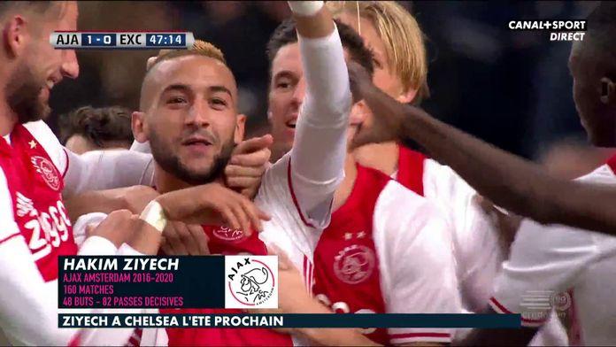 Jérémie Aliadière parle de Hakim Ziyech : Match of ze Day