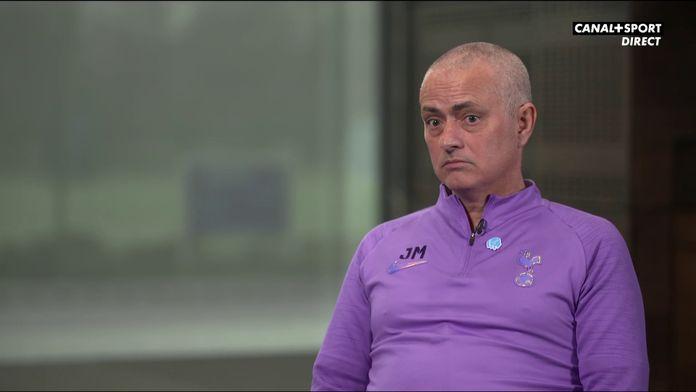 Les confidences de Mourinho sur Tottenham et sa coupe de cheveux : Match Of Ze Day