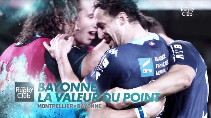 Le film du Top 14 du 16/02 : Canal Rugby Club