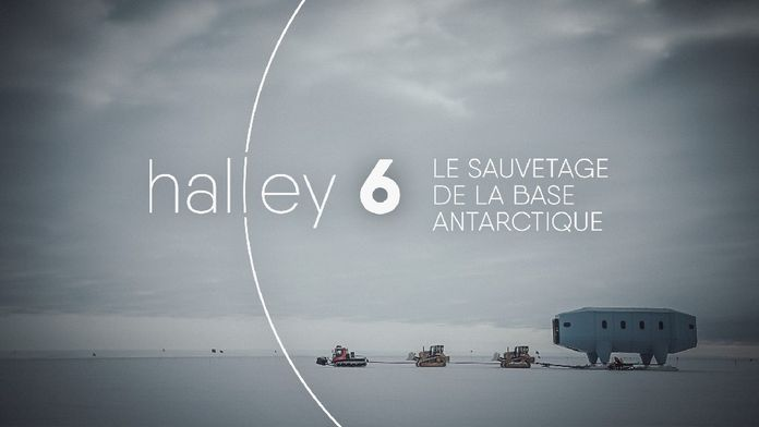 Halley 6 : le sauvetage de la base antarctique