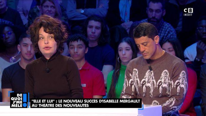 """Isabelle Mergault revient sur ses débuts au théâtre : """"On m'a dit que j'étais trop vieille"""""""