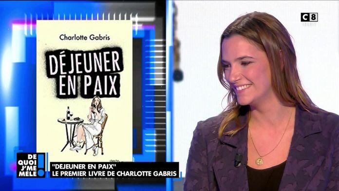 """""""Déjeuner en paix"""" le premier livre de Charlotte Gabris"""