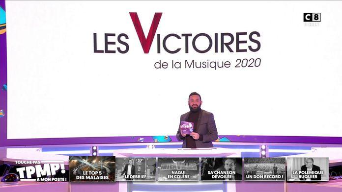 """Retour sur """"Les victoires de la musique 2020"""" diffusée sur France 2"""