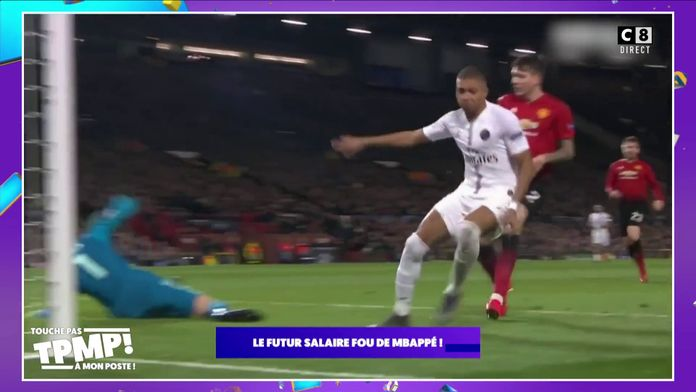 Le salaire incroyable que pourrait toucher Kylian Mbappé pour rester au PSG !