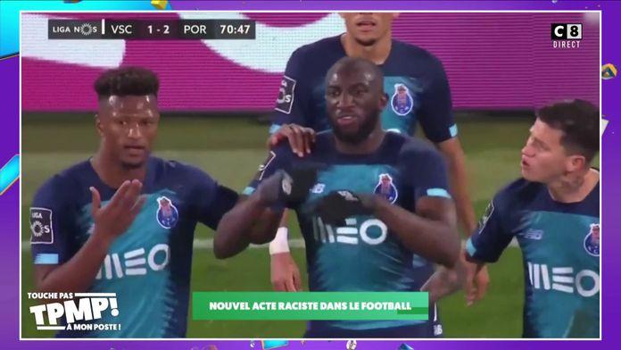 Le racisme a de nouveau frappé dans le football