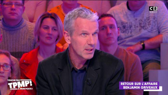 """Christophe Dubois, journaliste, s'exprime sur l'affaire Benjamin Griveaux : """"C'est du jamais vu !"""""""