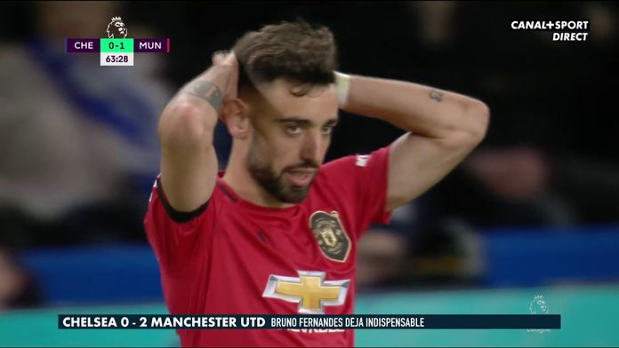 Bruno Fernandes déja indispensable à Manchester : Late Football Club