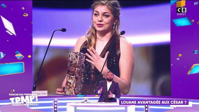 Louane aurait été avantagée pour remporter son César en 2015