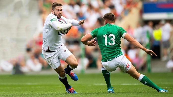 Angleterre / Irlande