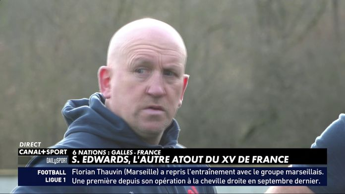Shaun Edwards, Mr Défense du XV de France