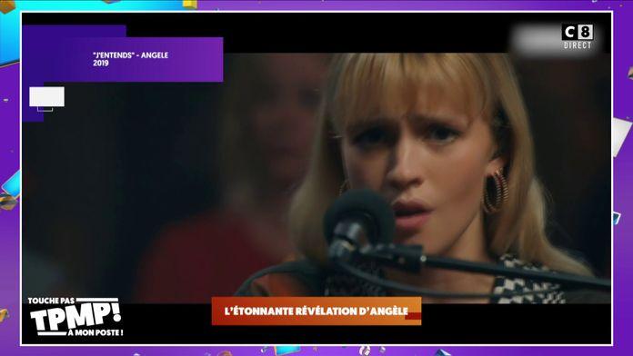 Les confessions de la chanteuse Angèle sur ses problèmes d'audition