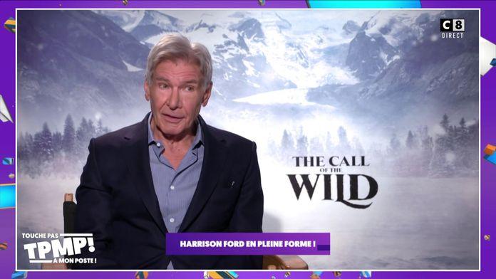 Harrison Ford en pleine forme à 77 ans et toujours dans le cinéma !