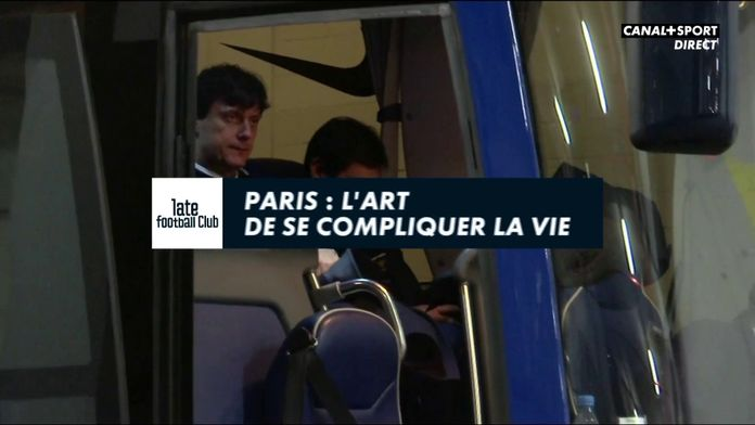 Paris - L'art de se compliquer la vie : Late Football Club