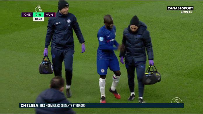 Chelsea - Des nouvelles de Kanté : Late Football Club