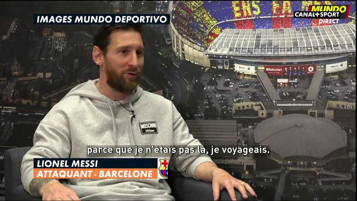 Barcelone - Messi réagit sur la situation du club catalan : Late Football Club