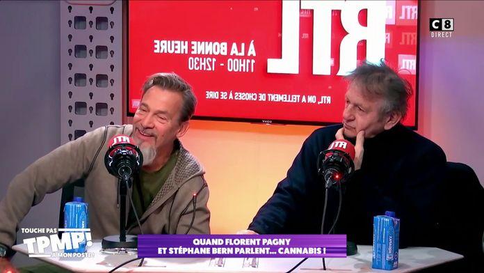 Florent Pagny prend position sur le cannabis à la radio !