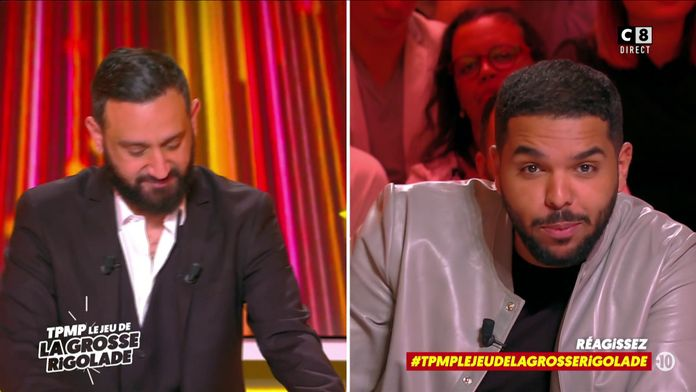 Az fait une blague sur Emmanuel Macron et Edouard Philippe
