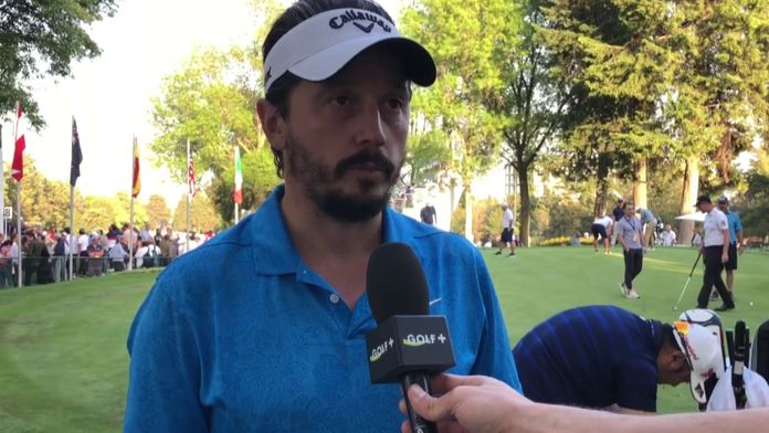 Réaction de Mike Lorenzo-Vera : WGC - Mexico / 1er tour.