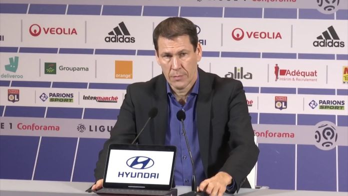 OL - Les remises en question de Garcia : Ligue 1 - OL