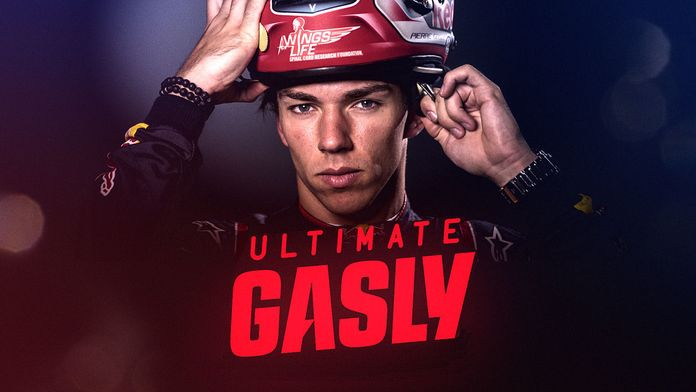 Ultimate Gasly