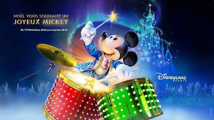 Le Noël Enchanté Disney