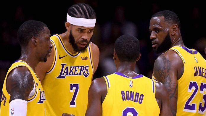 NBA, la zizanie de la conférence ouest