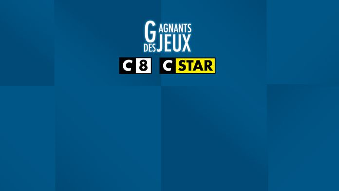 Gagnants des Jeux C8/CSTAR