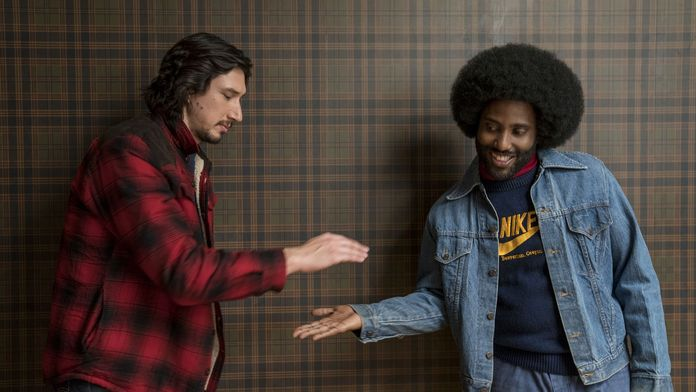 Blackkklansman le buddy-movie militant qui a séduit les Golden Globes 2019