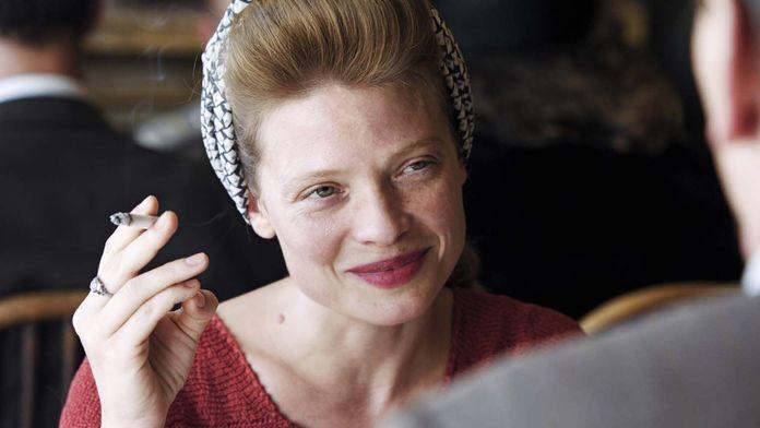Mélanie Thierry, héroïne très discrète dans la peau de Marguerite Duras dans La douleur