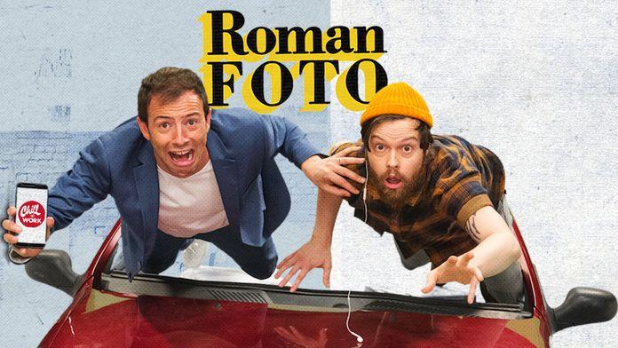 Rencontre avec les créateurs de Roman Foto,  série absurde sur les start-up